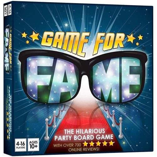 McMiller Entertainment Game For Fame | Celebrity Themed Party Game