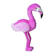 Aurora World 31427 12-inch Flopsie Flo Flamingo Stuffed Toy - 12in -  aurora world 31427 flopsie flamingo 12in