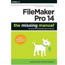 FileMaker Pro 14: The Missing Manual - Used