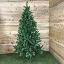 Abaseen 7ft Green Artificial Colorado Spruce Christmas Xmas Tree 210cm