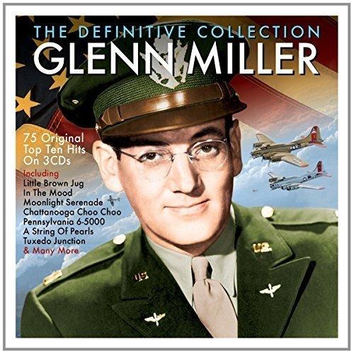 Miller Glenn - Definitive Collection (uk) [CD]
