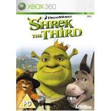 Shrek The Third (Xbox 360)