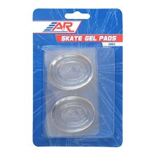 AR Sports Ankle Skate Gel Pad (Pack of 4)
