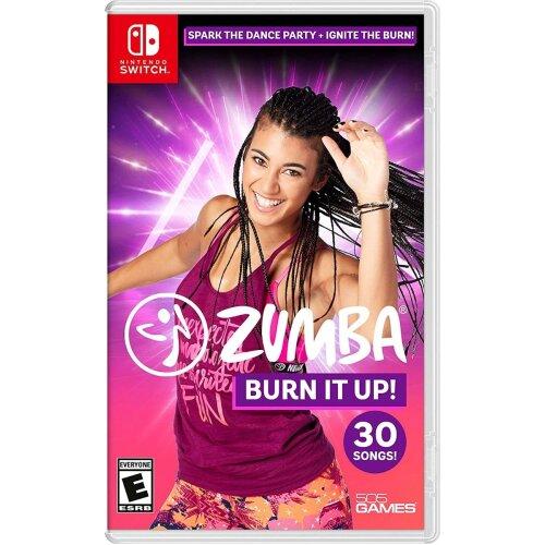 Zumba: Burn it Up! (Nintendo Switch)