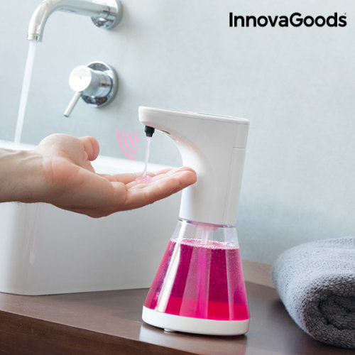 InnovaGoods Automatic Soap Dispenser with Sensor S520