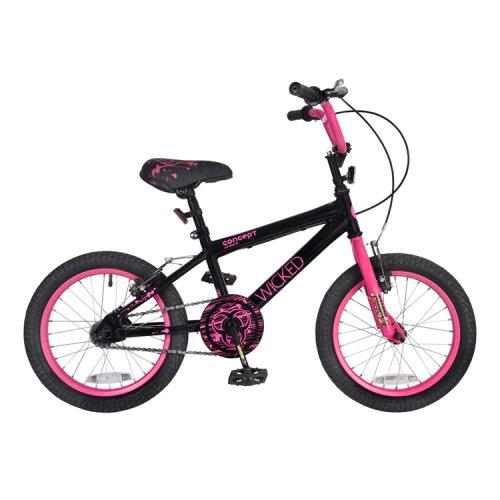 """Concept Wicked 16"""" Girls BMX Bike"""
