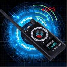 K18 RF Signal Camera Detector GSM Camera Audio Bug Finder GPS Full-Range Scan