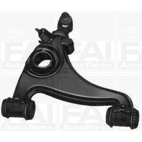 Front Right FAI Wishbone Suspension Control Arm SS1119 for Mercedes Benz E320 3.2 Litre Petrol (08/93-10/96)