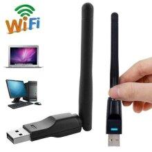 Wireless USB WiFi PC Dongle LAN Adapter MT7601 150Mbps 802.11n/g/b Antennae