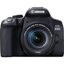 CANON EOS 850D KIT EF-S 18-55mm F4-5.6 IS STM Black