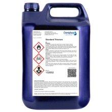 Standard Paint Thinner - Cellulose Gunwash 2 x 5 Litres (10L)   Chemiphase Ltd