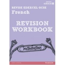 Revise Edexcel: Edexcel Gcse French Revision Workbook - Used