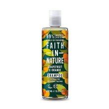 Faith In Nature - Grapefruit & Orange Shampoo 400ml