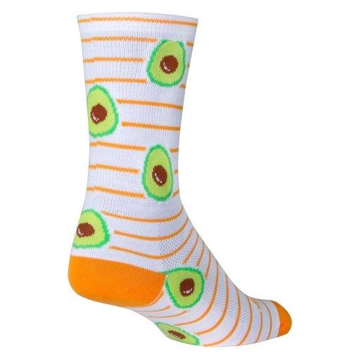 Socks - Sockguy - Crew - Ripe S/M Cycling/Running