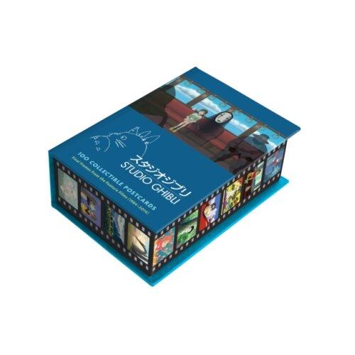 Studio Ghibli 100 Collectible Postcards by Studio Ghibli