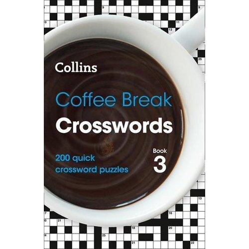 Coffee Break Crosswords Book 3