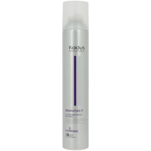 Wella Kadus Dramatize t X-Strong Hold Mousse 250ml