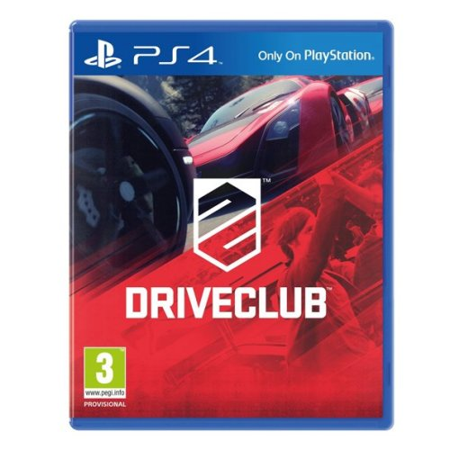 Driveclub PS4 Standard Edition