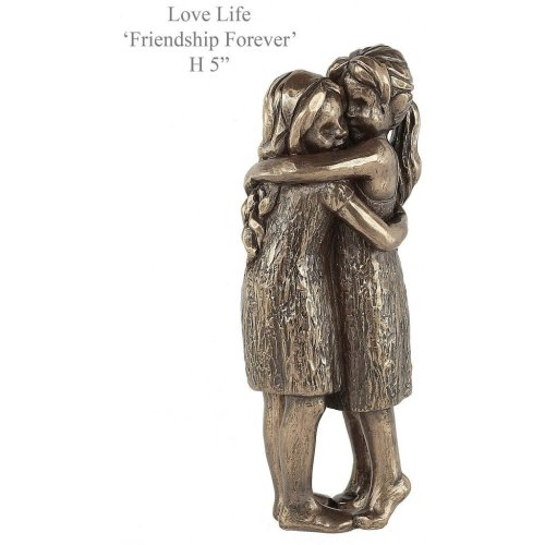 Love Life Friendship Forever Figurine