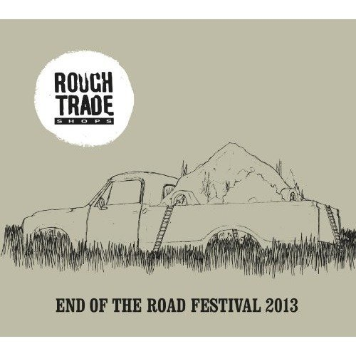 Rough Trade Shops End of the Road 13 [CD]
