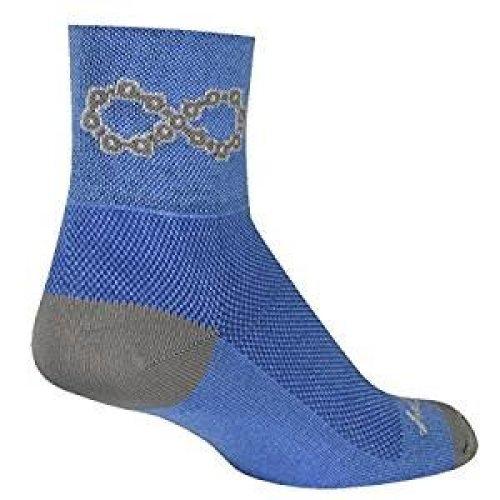 "Socks - Sockguy - Classic 3"" - Infinite S/M Cycling/Running"