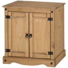 Mercers Furniture Corona 2 Door Sideboard Cupboard