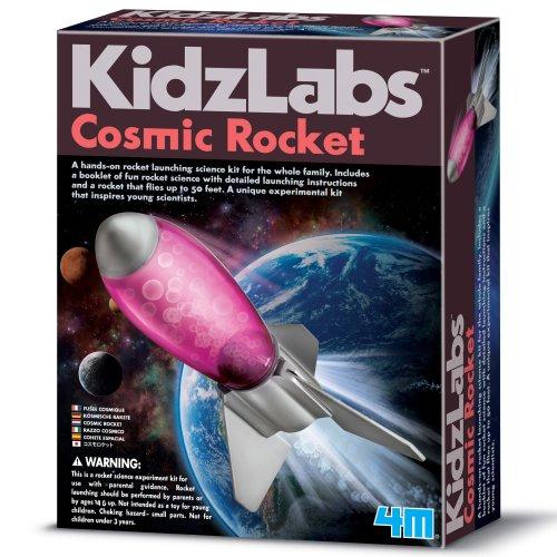 Cosmic Rocket - Kidz Labs Children's Creative Set