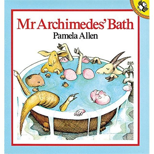 Mr Archimedes' Bath (Picture Puffin)