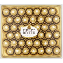 Ferrero Rocher Chocolate Set Box of 42 Pieces