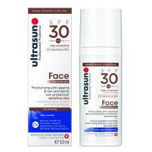 Ultrasun SPF30 Tan Activator Face 50ml