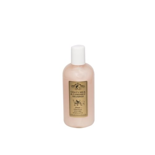 Goat's Milk and Camomile Shampoo 250ml Eczema, Psoriasis, Rosacea