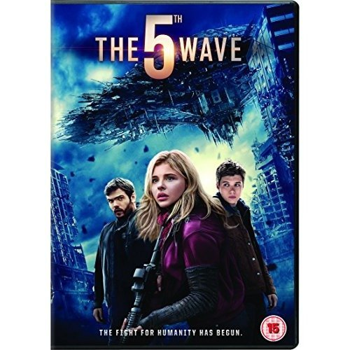 The 5th Wave DVD [2016]