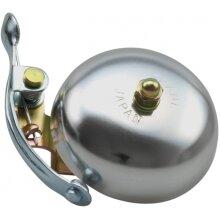 bicycle bell Suzu 5 x 5,5 cm steel matt silver