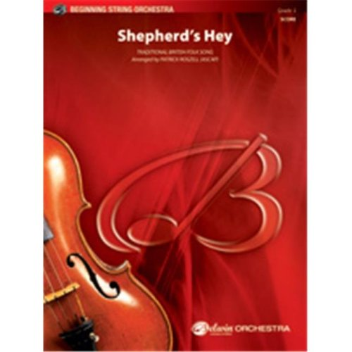 Alfred 00-40411 SHEPHERDS HEY-BBS