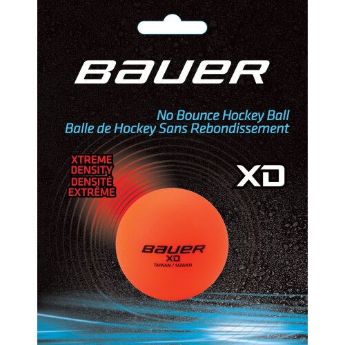 Bauer Xtreme Density Ball-Orange