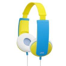 JVC HAKD5 Tiny Phones Kids Stereo Low Volume Headphones Earphones HA-KD5