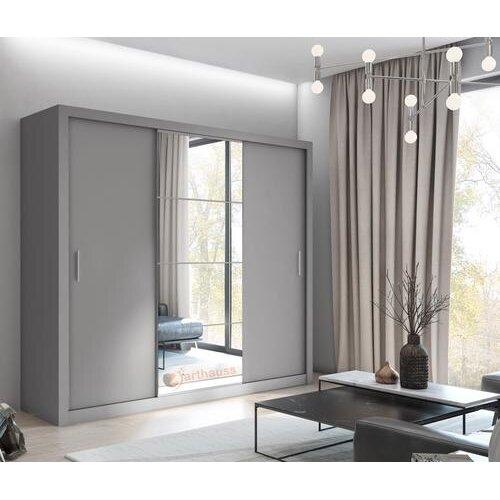 Idea ID-01 3 Sliding Door Wardrobe 250cm