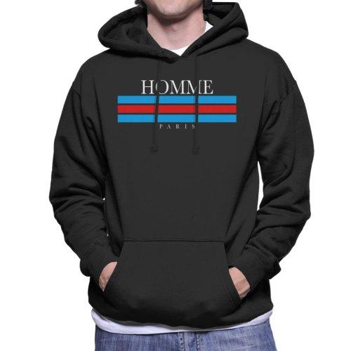 Homme Paris Men's Hooded Sweatshirt
