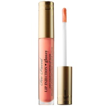 TOO FACED Lip Injection Glossy Plumping Lip Gloss in BEBE ALERT 4ml