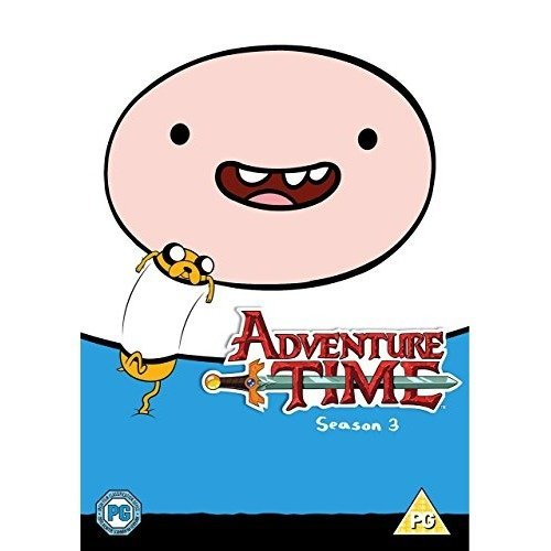 Adventure Time Season 3 DVD [2016]