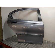 Jaguar X-type 4 Dr Saloon 2006 Door Bare (rear Driver Side) Blue Jkh - Used
