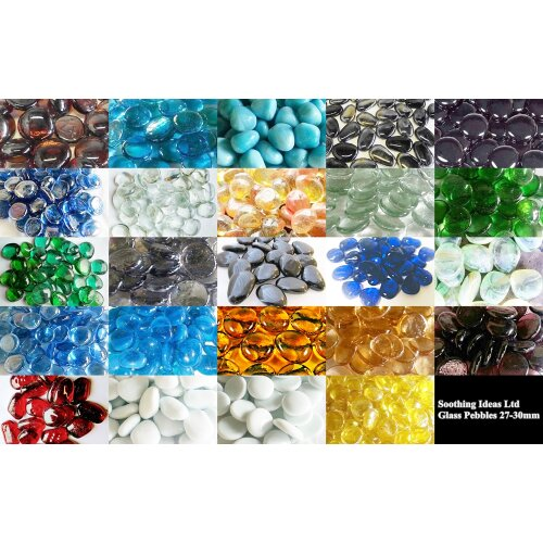 Larger Glass Stones & Chippings
