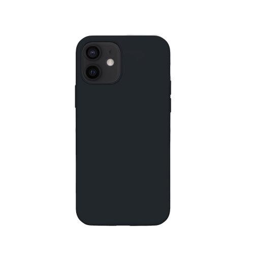 Black iPhone 12 Soft Silicone Case