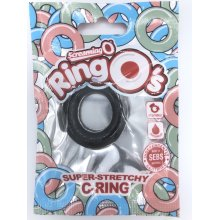 Screaming O RingO's Penis Cock Ring Black Super Stretchy