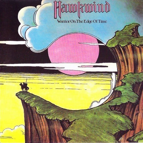 Hawkwind - Warrior on the Edge of Time [CD]