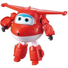 Super Wings - Transforming Vehicle | Series 1 | Jett | Plane | Bot | 5 Inch Figure
