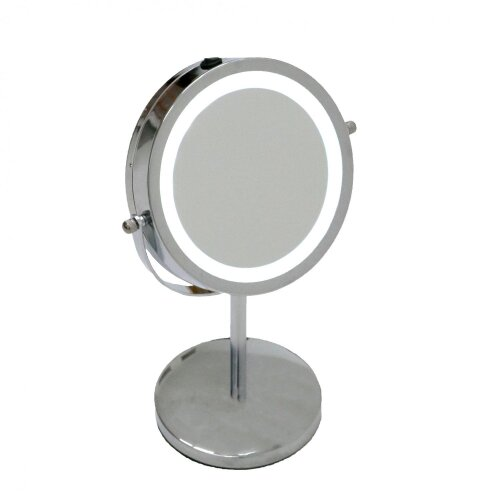 Oypla 5x Magnifying Illuminated LED Makeup Cosmetic Shaving Mirror