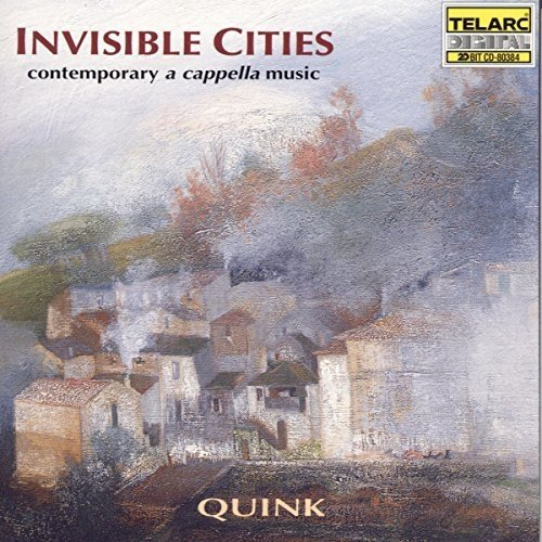On De Leeuw - Invisible Cities - Contemporary a Cappella Music [CD]