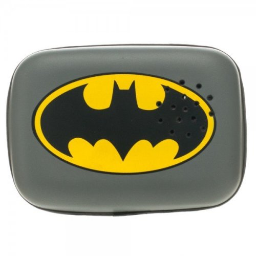 Belt Buckle Batman New Logo with Speaker Anime Licensed bb06r7btm
