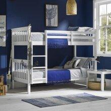 Lufer Bunk Bed White